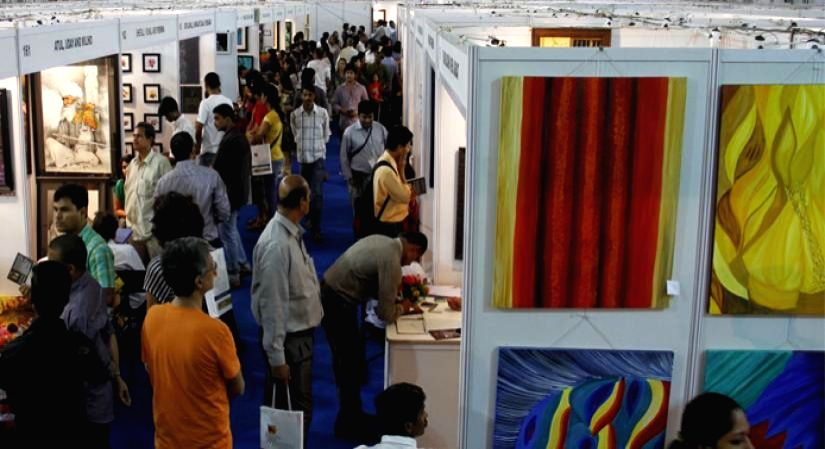India Art Festival, an annual marketplace of the visual arts that aspires to democratize art, will kick off its fifth edition in the national capital from Thursday, where 450 artists from India and ...