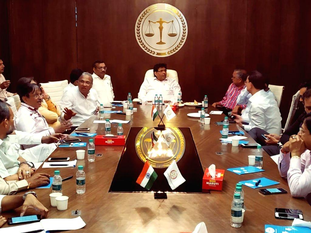 India Bullion And Jewellers Association (IBJA) members.