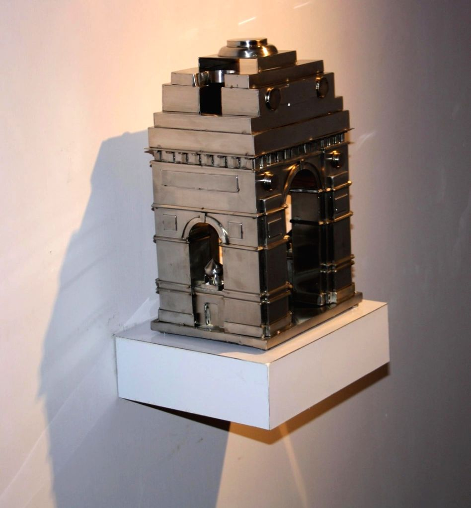 India Gate. (Photo Source: Bikaner House)