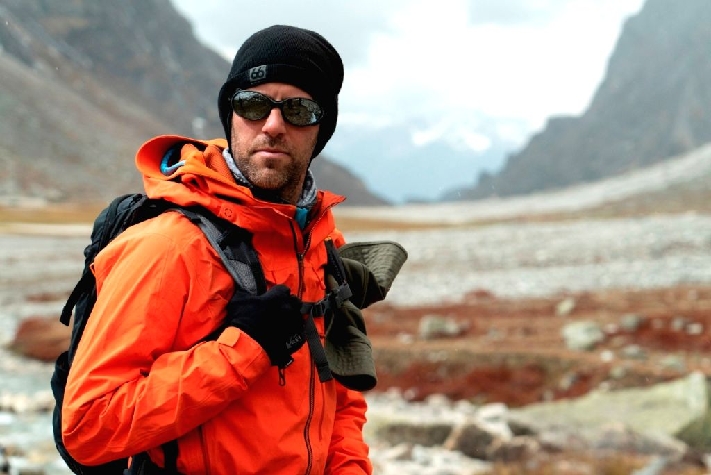 India has wildness to its nature: Ryan Pyle.