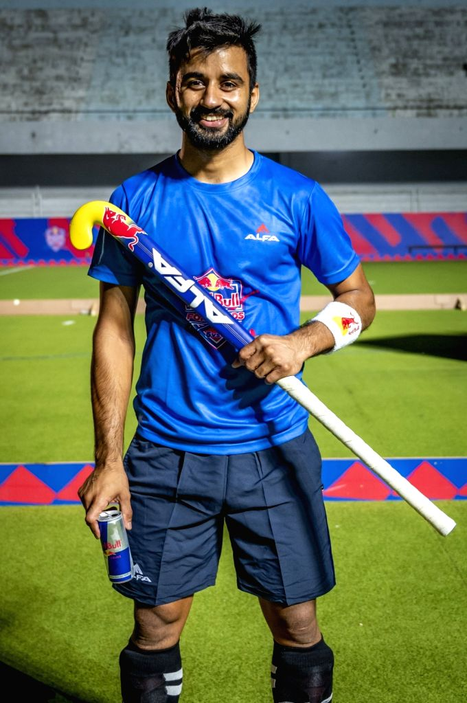 India men's hockey captain Manpreet Singh is confident of his side putting up a good show and ending the country's 40-year-old medal drought at the Olympics this time round in Tokyo. - Manpreet Singh