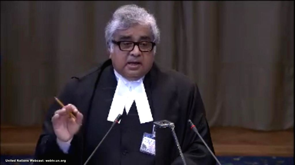 India on Wednesday accused Pakistan in the International Court of Justice (ICJ) of engaging in state-sponsored terrorism and cited the dastardly attack in Pulwama, Jammu and Kashmir, by Pakistan-based and UN-proscribed group killing 40 CRPF troopers.