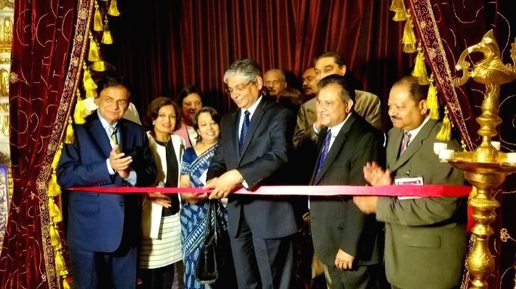 India's ambassador to the United States, Arun Singh, formally inaugurates the 34th annual convention of American Association of Physicians of Indian Origin (AAPI) in New York on Friday, July 1, 2016. ... - Arun Singh