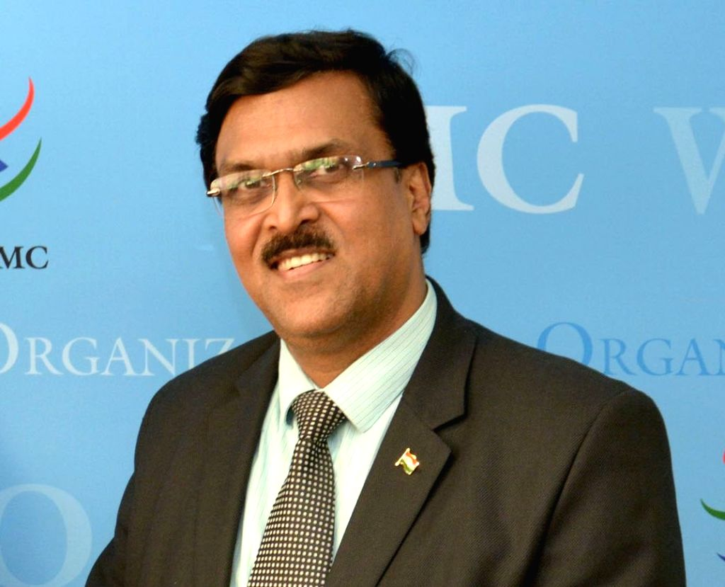 India's Ambassador to WTO J.S. Deepak. (File Photo: IANS)