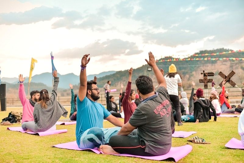 """India's first forest festival """"F of X"""" has returned with its second edition, scheduled from February 20-23 at Jim Corbett National Park."""