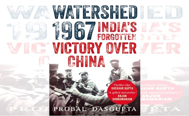 India's forgotten war with China.