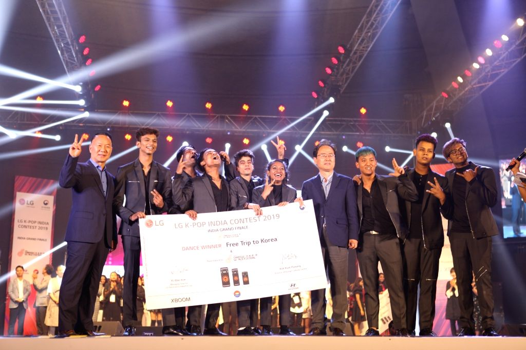 India's K-Pop Contest goes online this year.