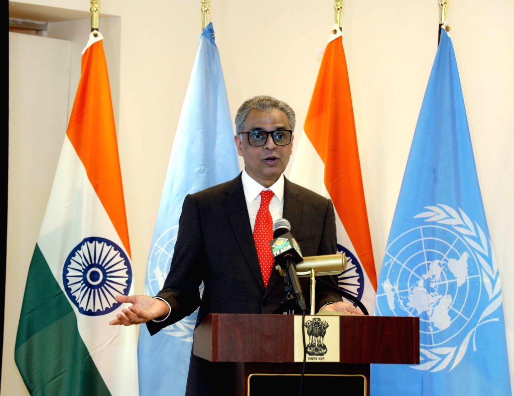 India's Permanent Representative to the United Nations Syed Akbaruddin