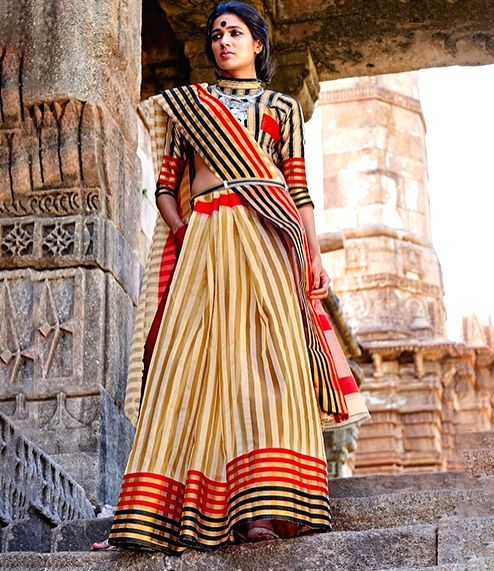 India's rich cultural heritage is the reason why the country has a history of handlooms. Every corner of India speaks for its own weaving and draping style. We have about 60 kinds of weaving patterns ...