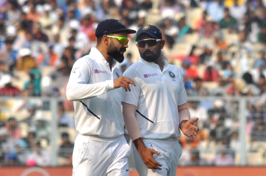 India's Virat Kohli and Mohammed Shami. (File Photo: IANS) - Virat Kohli