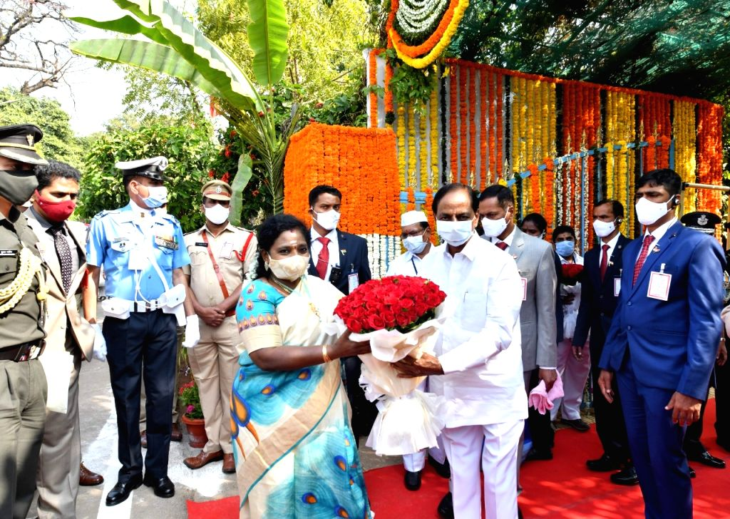'India's youngest state becoming strongest state, says Telangana governor'