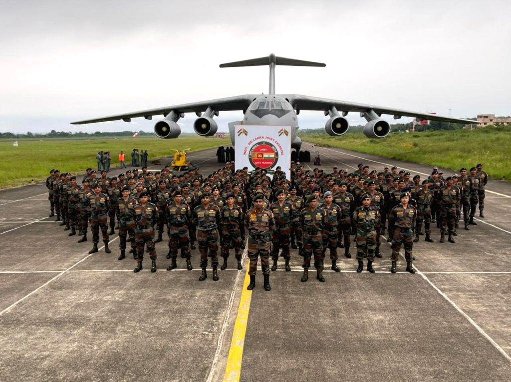 India, SL armies conduct counter terrorism drills