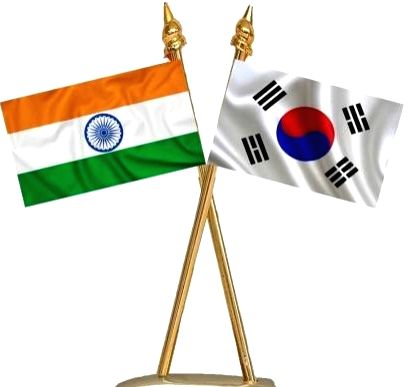 India, South Korea aim high - bilateral trade could grow to $50 bn.