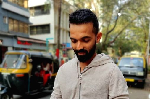 """India Test vice-captain Ajinkya Rahane brought out his foodie side on Friday as he asked his fans on social media about their preference when it comes to eating """"vada pav"""". - Ajinkya Rahane"""