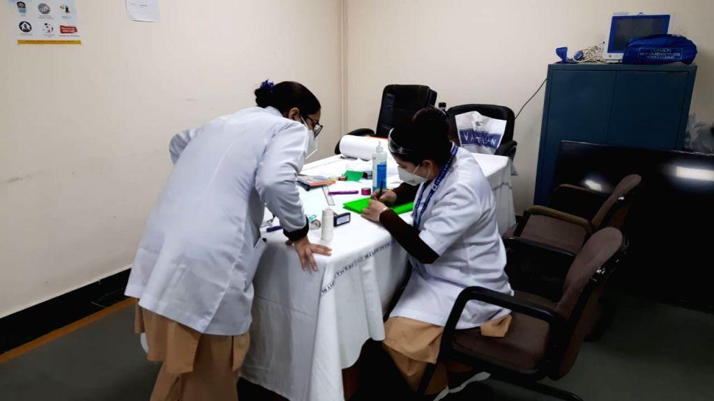 India to begin world's largest immunisation exercise today