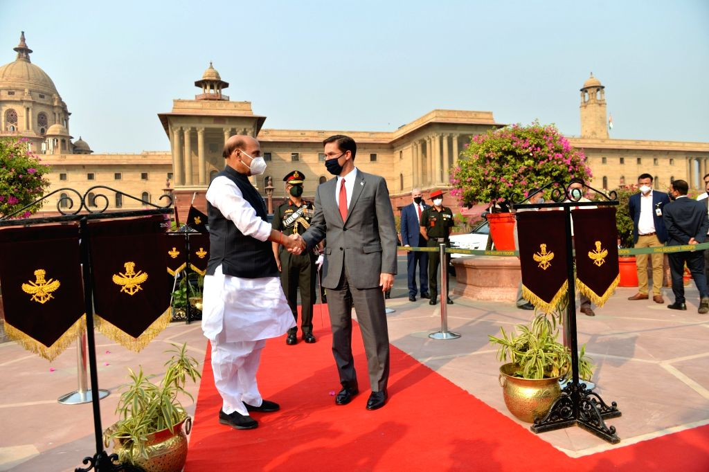 'India-US military dialogue fruitful, to further deepen defence cooperation'