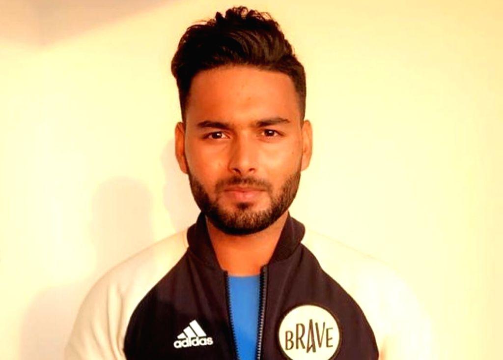 India wicketkeeper Rishabh Pant .