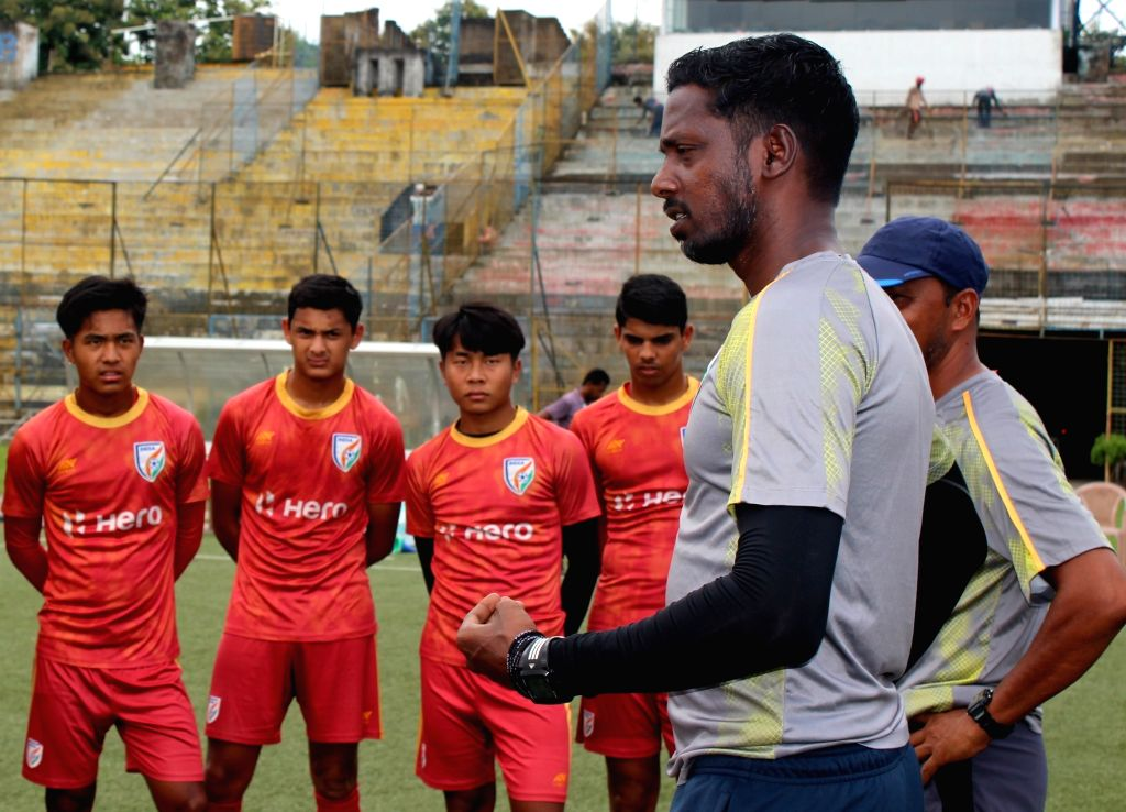 Indian AFC U16 head coach Bibiano Fernandes. (File Photo: IANS) - Bibiano Fernandes