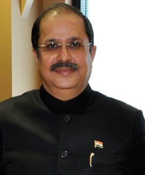 Indian ambassador to Saudi Arabia.