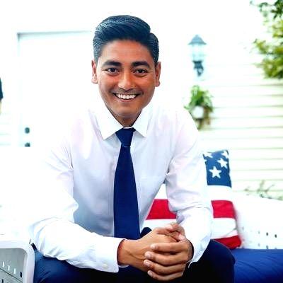 Indian-American Democrat Aftab Pureval running for Cincinnati Mayor (Credit: twitter.com/AftabPureval)