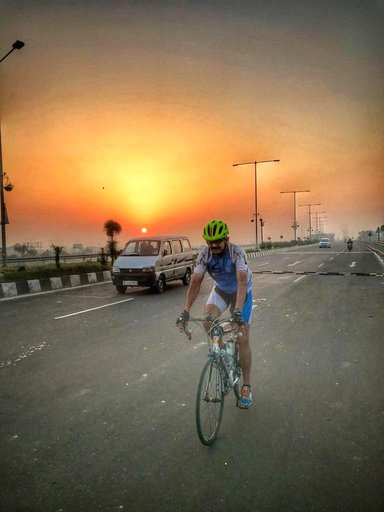 Indian Army's Lt Gen Anil Puri, 56, is among six army men selected to participate in the oldest cycling event in France in August this year. The gruelling Paris-Brest-Paris (PBP) event, which needs the participants to cover over 1,200 km in 90 hours