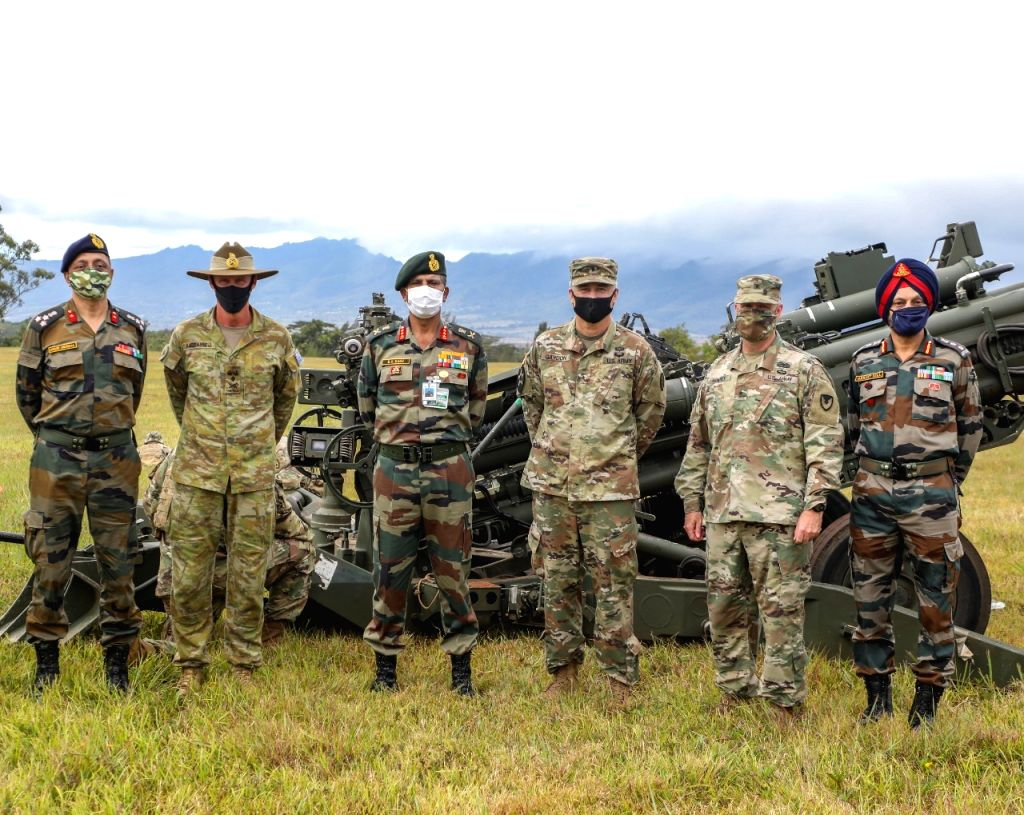 Indian Army Vice Chief meets US Army counterpart to enhance military cooperation