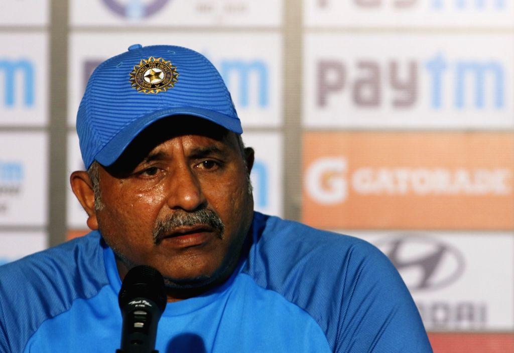 Indian bowling coach Bharat Arun. (File Photo: IANS)