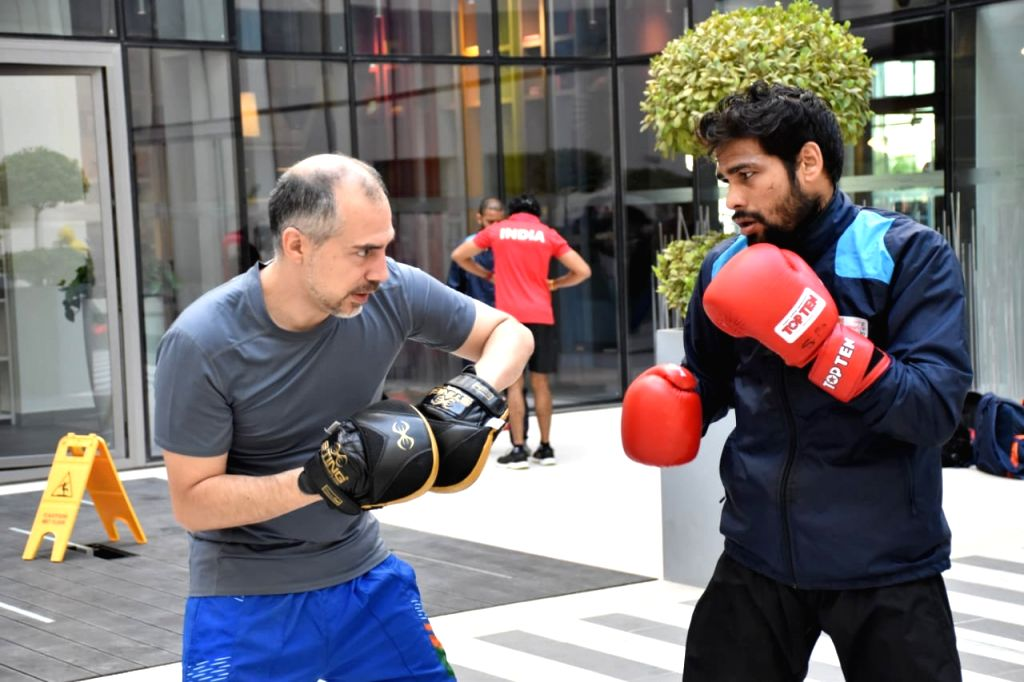 Indian boxers to begin their campaign  in Asian championship on Monday