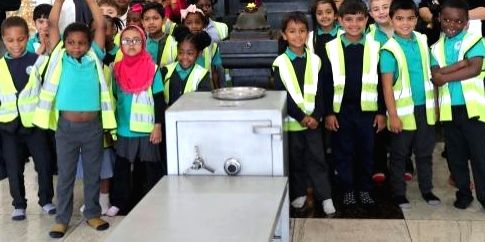 Indian charity organisation offers free school meals in England