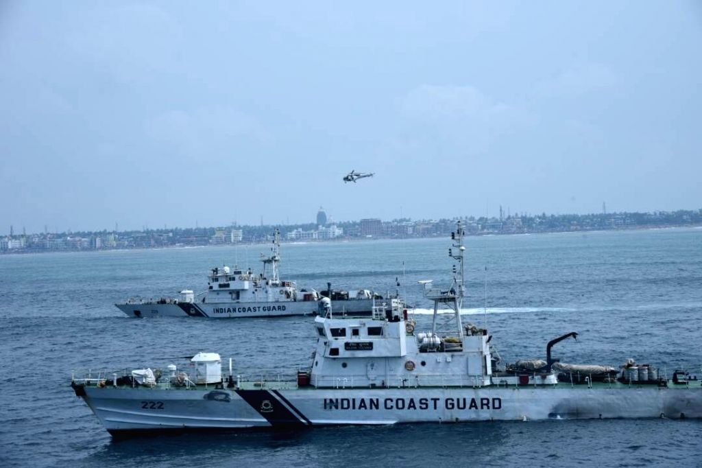 Indian Coast Guards' (CG) patrolling ship has been deployed off the Odisha coast to keep a close watch on any terrorist activities on the sea during the Rath Yatra at Puri coast on June 26, ...