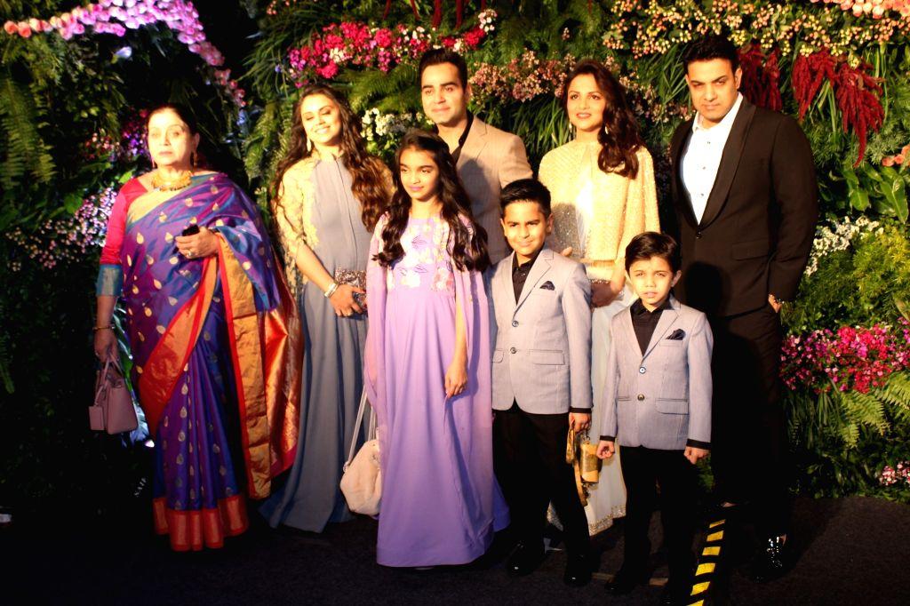 Virat Kohli Anushka Sharma S Wedding Reception Vikas Kohli