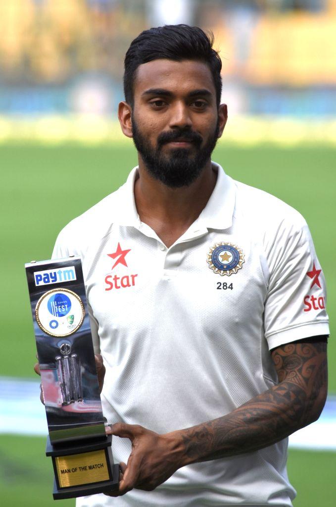 Indian cricketer Lokesh Rahul. (File Photo: IANS) - Lokesh Rahul
