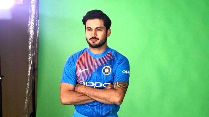 Indian cricketer Manish Pandey. - Manish Pandey
