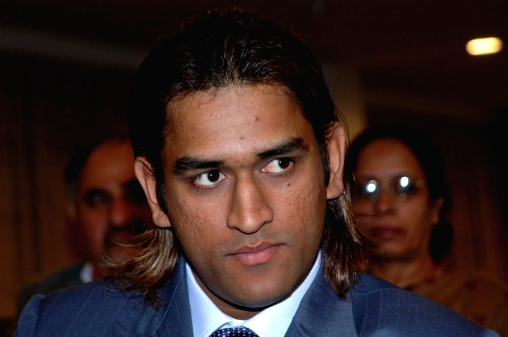 Indian cricketer MS Dhoni. (File Photo: IANS) - MS Dhoni