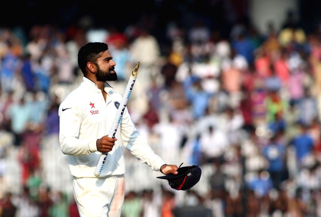 Indian cricketer Virat Kohli. (File Photo: IANS) - Virat Kohli