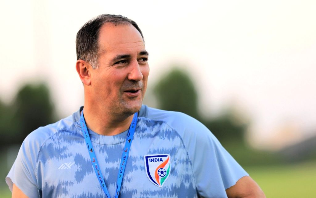 Indian footballers have improved accuracy, possession: Coach Stimac