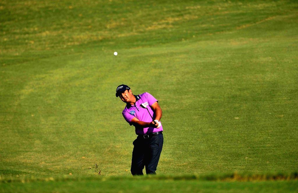 Indian golfer Shiv Kapur.