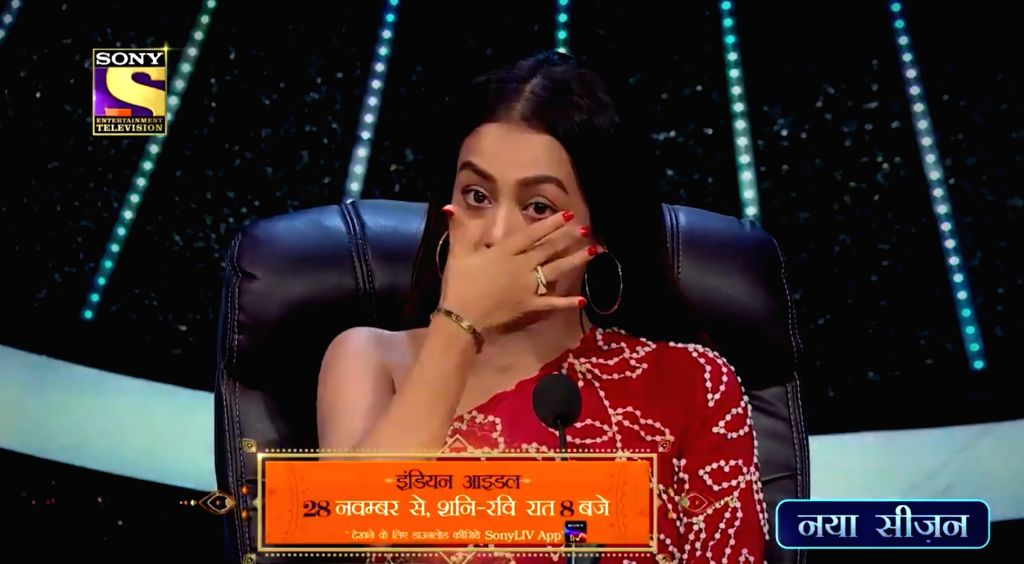 Indian Idol 12' contestant says he swept floors on set.