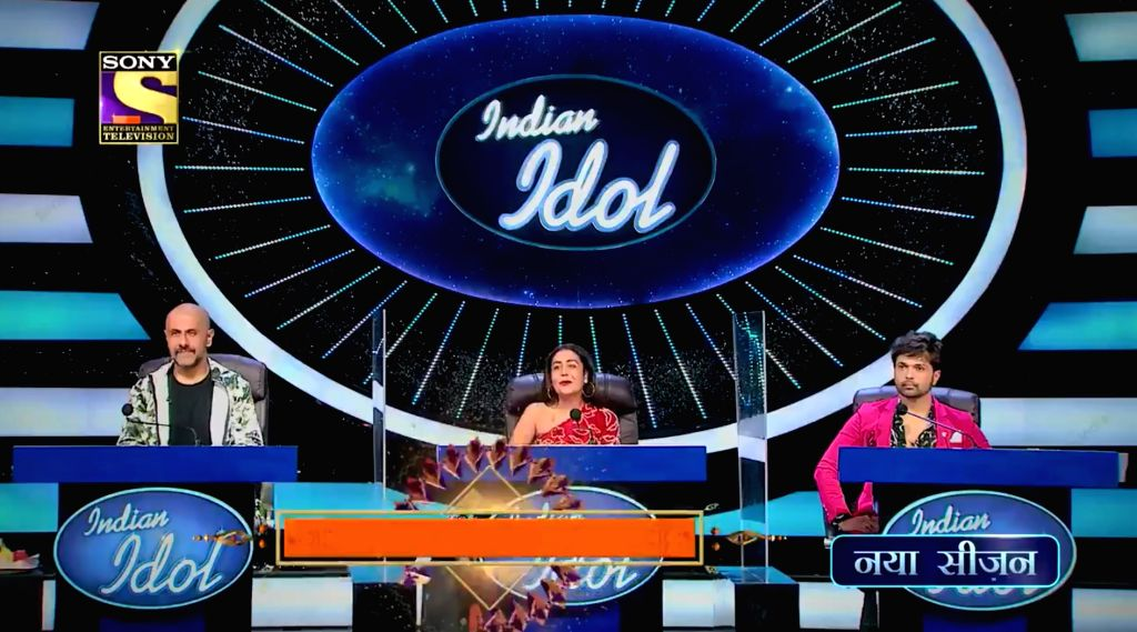 'Indian Idol 12' contestant says he swept floors on set.