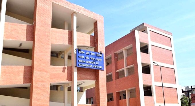 Indian Institute of Management (IIM) Amritsar.(photo: iimamritsar.ac.in)