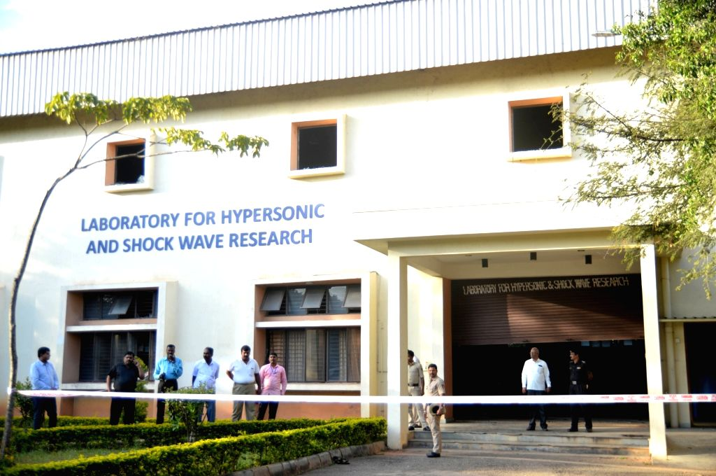 Indian Institute of Science's (IISc) Laboratory For Hypersonic And Shock Wave Research where a research scholar died and three others were injured in a hydrogen cylinder blast in Bengaluru ... - Manoj Kumar