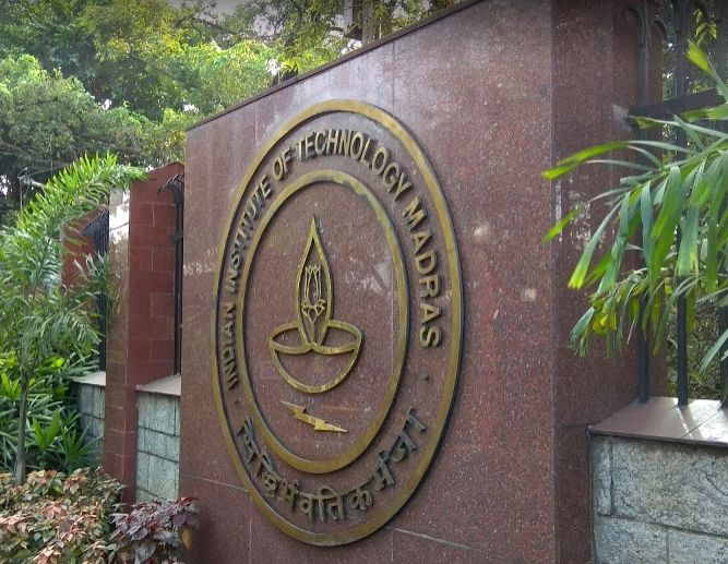 Indian Institute of Technology Madras.