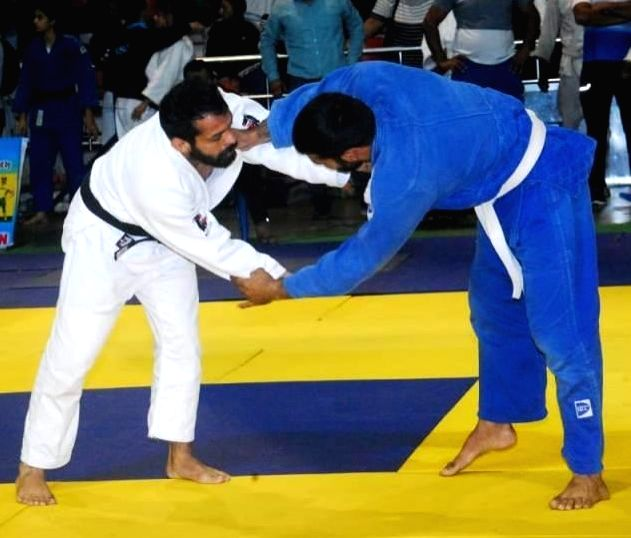 Indian judokas have a poor outing in Tel Aviv Grand Slam