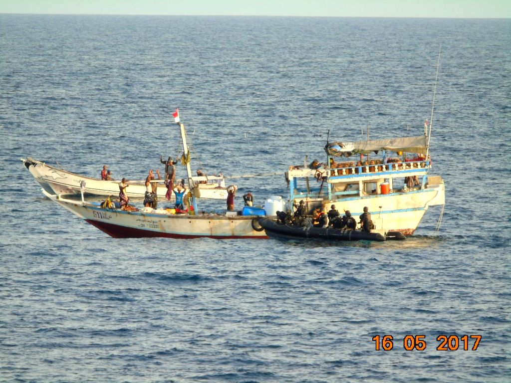 Indian Naval Ship Sharda, deployed for anti-piracy operation in Gulf of Aden, came for the rescue of Liberian merchant vessel Lord Mountbatten on Tuesday and saved it from a pirate attack.