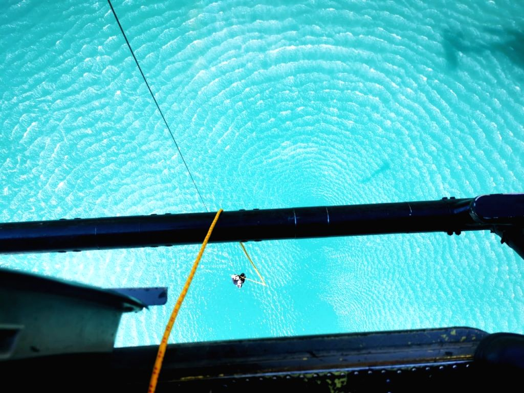 Indian Navy Diving Team Assess Glacial Lake Formation at Tapovan.