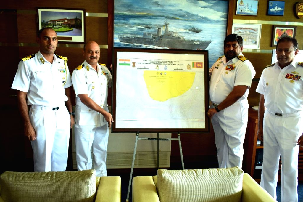 Indian Navy\'s Hydrographic Survey ship INS Darshak,  which has been on a two month deployment to Sri Lanka, has successfully completed surveys of Weligama Bay and Southern coast of Sri Lanka