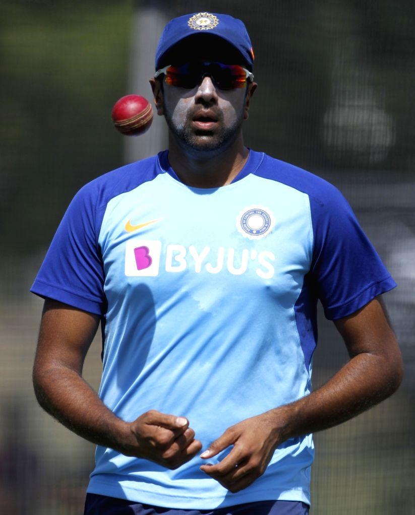 Indian player Ravichandran Ashwin (Photo: Surjeet Yadav/IANS) - Surjeet Yadav