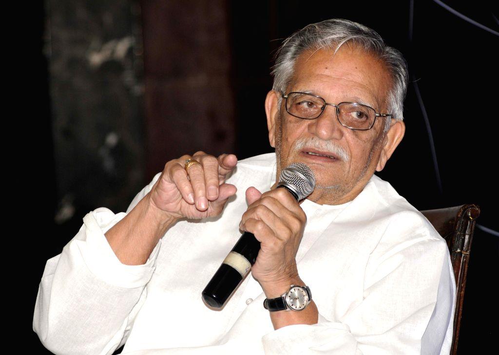 Indian poet, lyricist and filmmaker Gulzar. (File Photo: IANS)