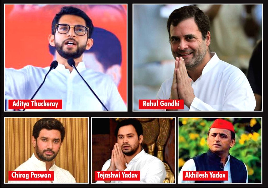 Indian politics in 2019 is witnessing shades of the Hindu epic Mahabharata. The King of Hastinapur: Dhritrashtra, the father of Duryodhana, who was not just physically blind but was ...