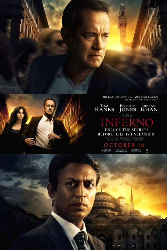 Indian poster of Inferno